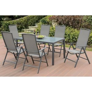 POUNDEX 7-PCS OUTDOOR DINING SET 189