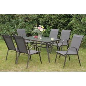 POUNDEX 7-PCS OUTDOOR DINING SET 205