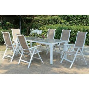 POUNDEX 7-PCS OUTDOOR DINING SET 257