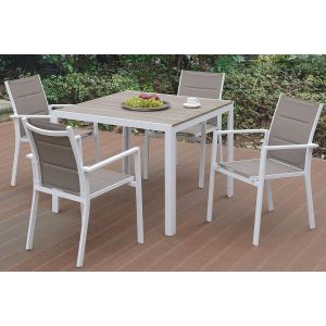 POUNDEX 5-PCS OUTDOOR DINING SET 267