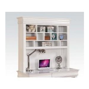 Classique White Hutch Model 2