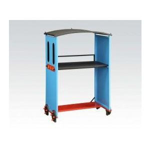 TOBI BLUE/RED/BLACK DESK