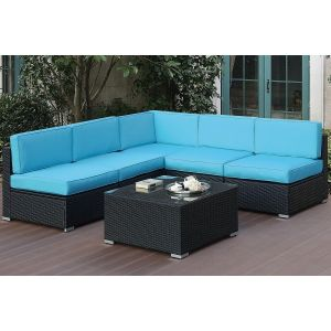 POUNDEX 6-PCS SECTIONAL 455