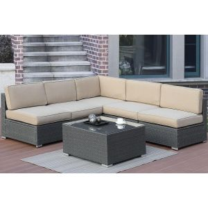 POUNDEX 6-PCS SECTIONAL 457