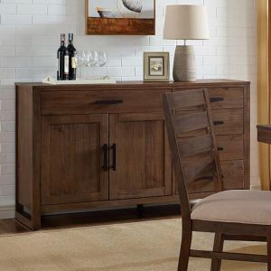 Lidgerwood Dark Oak Server