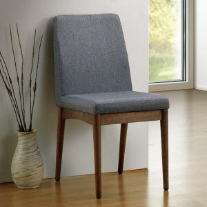 Eindride Natural Tone Gray Table Chair(2PK)