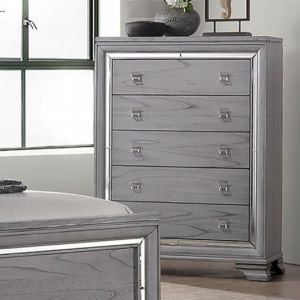 Alanis Light Gray Chest