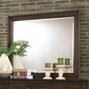 Agapetos Walnut Mirror