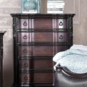 Arcturus Brown Cherry Chest