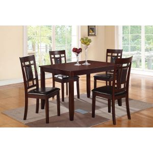 POUNDEX 5-PCS DINING SET F2232