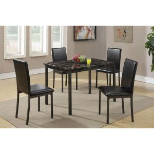 POUNDEX 5-PCS DINING SET F2361