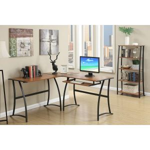 POUNDEX 3-PCS WORKSTATION F3064 DESK