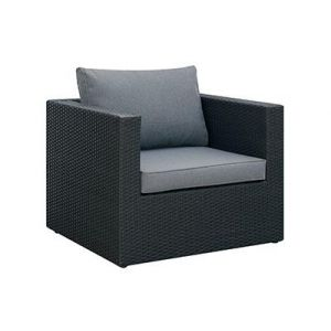 POUNDEX OUTDOOR ARM CHAIR P50146 SECTIONAL