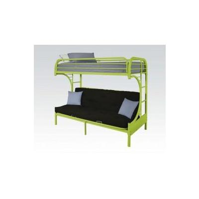 ECLIPSE GREEN T/F/FUT BUNKBED